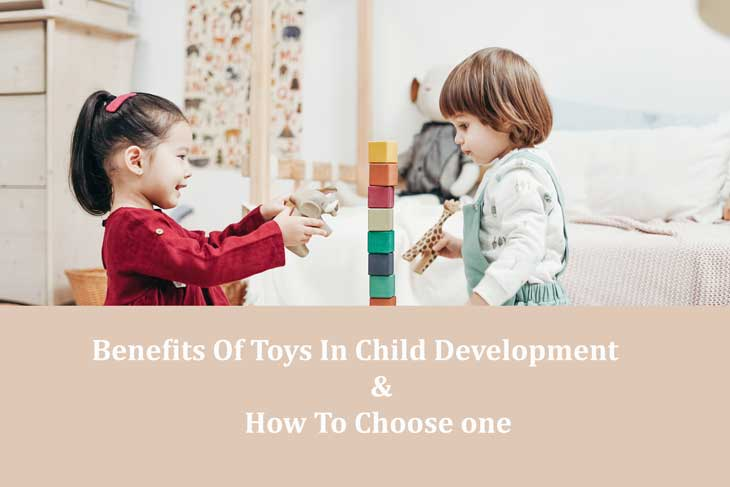 Benefits Of Toys In Child Development
