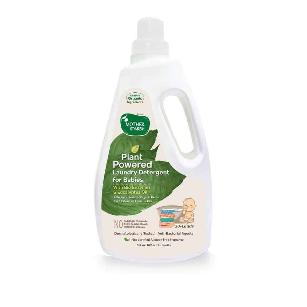 Mother Sparsh baby laundry detergent