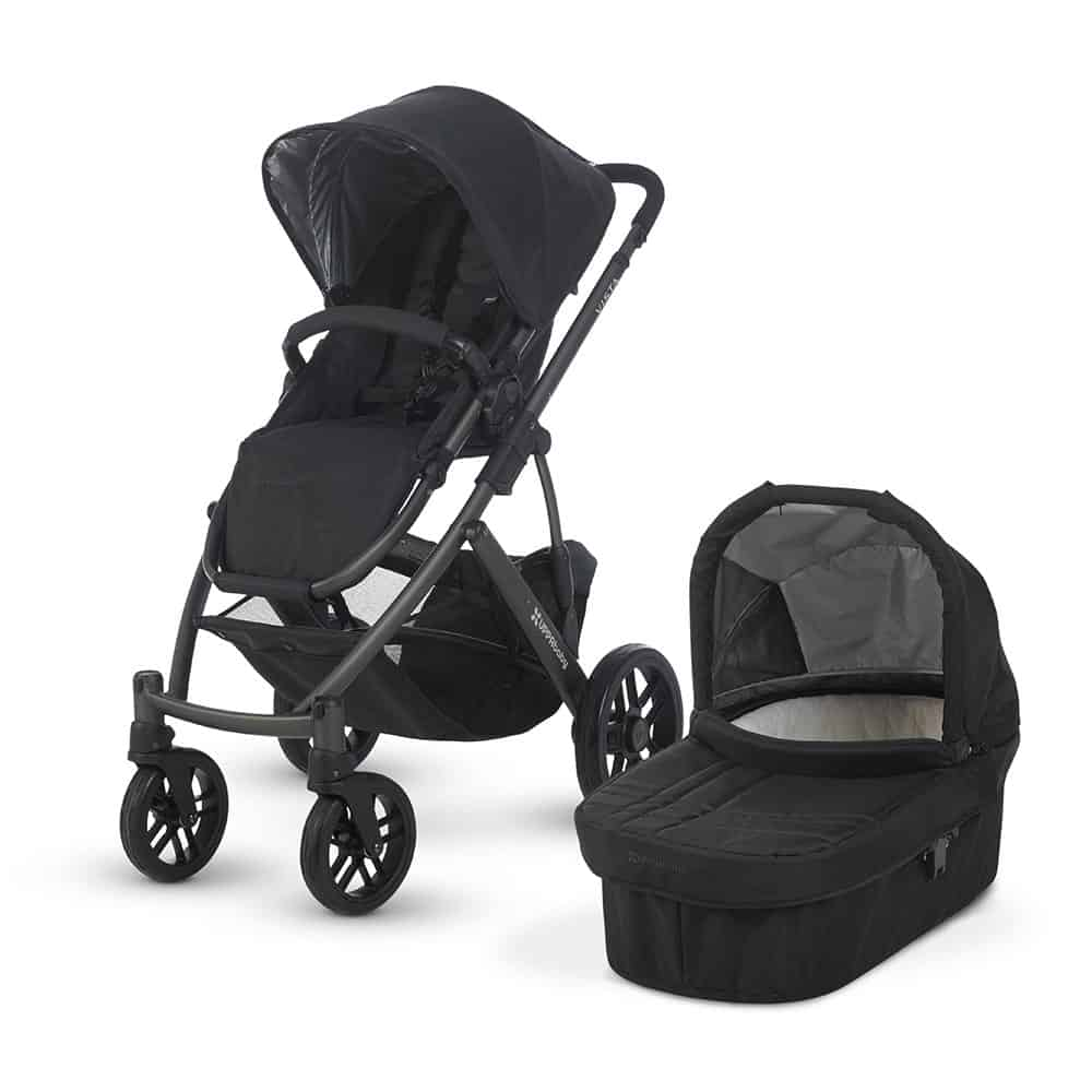 UPPAbaby Vista Full-Size Baby Stroller and Car Seat