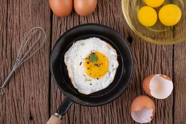 How Many Eggs Should a Teenager Eat in a Day?